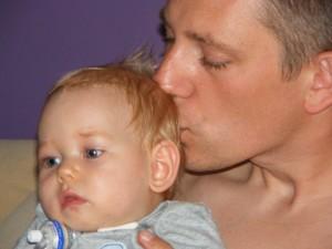 Tata i syn.