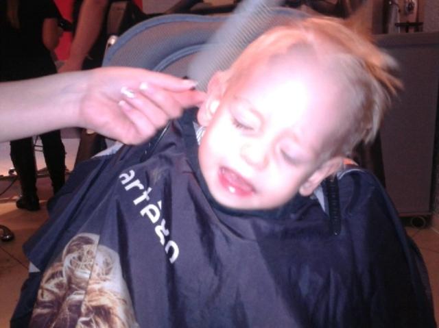 Fryzjer A Kwestia Zaufania Mój Syn Franek